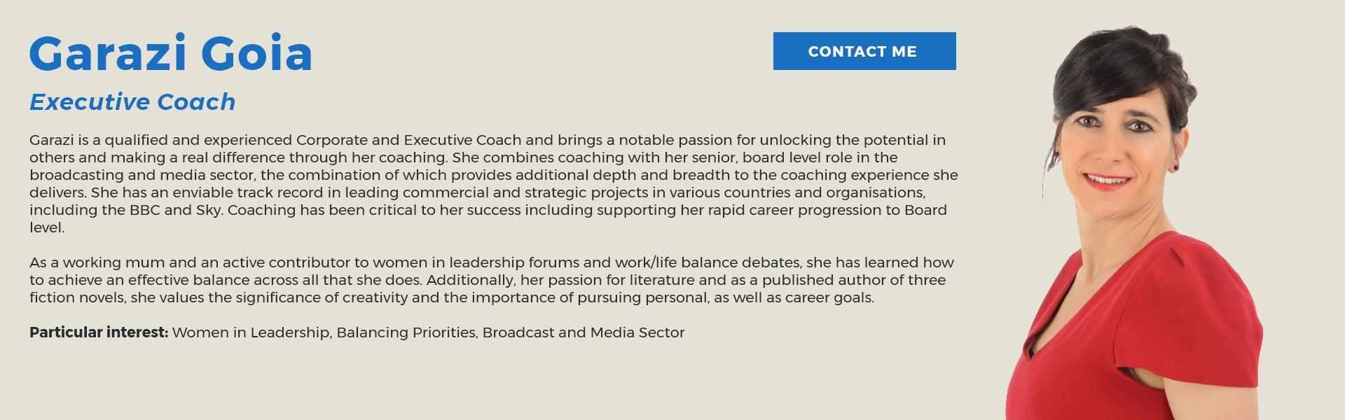 Executive Coach London