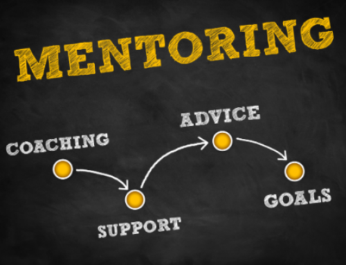 How do coaching and mentoring contribute to leadership development?
