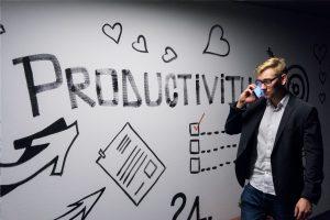 productivity through leadership coaching