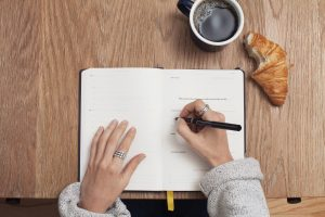 journalling for leadership