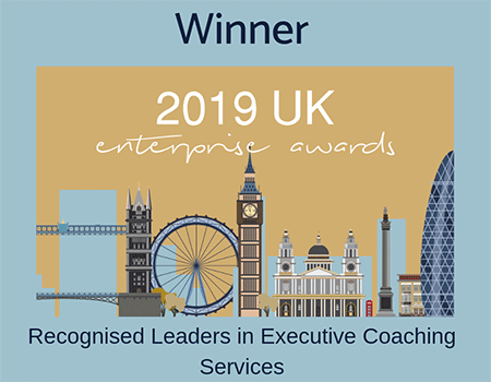 Recognised Leaders in Executive Coaching Services Winner 2019